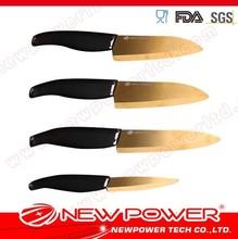 4 unids mango especial 4 '' 5 '' 6 '' 3 '' gerber cerámica cuchillo