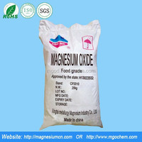 Alibaba best sellers Pharmaceutical grade magnesium oxide/mgo for health-care product