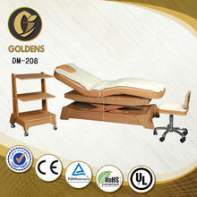 French Popular chiropractic roller massage bed