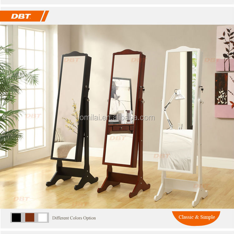 Wholesale Living Room Furniture Home Decor Mirrored Jewelry Cabinet Buy Floor Mirror Jewelry