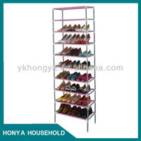 Made in china hongya cheap shoe cabinet