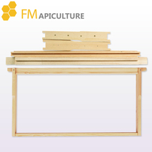 Foundation for wooden bee hive frames | beehive frame