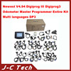 Newest V4.94 Digiprog III Digiprog3 Odometer Master Programmer Entire Kit Multi languages DP3