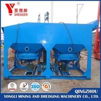Diamond mining jigging machine for sale