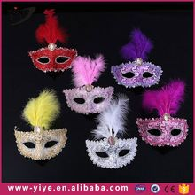 Fashion OEM made in china halloween carnival party seagull mask latex animal