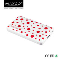 Ce, rohs,fcc approved power bank 10000mah