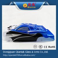 2015 New Design Plastic Custom RC Racing Car Truck Body Shell Cover