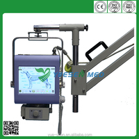 4.0kw high frequency touch screen x ray for mobile clinic