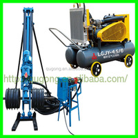 Portable hand drilling machine specifications