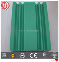 anti wear and low friction UHMWPE conveyor roller guide/uhmwpe guide rail ways/bar/sliding rail