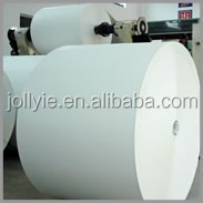 raw material for paper cup/ Pe coated paper raw materials for paper cups roll