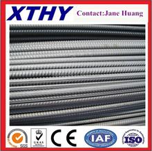 HRB400 Steel rebar/BS4449 Steel Rebar from China