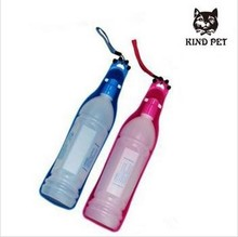 hotsale convenient carring water drinking bottle for dogs