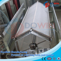 cassava starch processing equipment with professional technology support