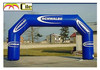 CILE 2015 custom advertising blue inflatable arch