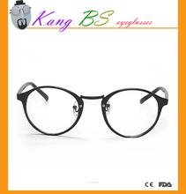 round black PC eyewear frame which is popular during 2015