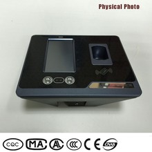 New arrival with RFID reader and face recognition and SDK biometric punch card attendance machine