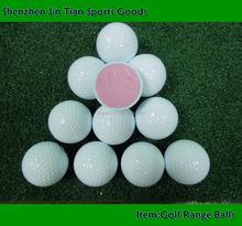 Golf Ball Manufacturer Customized Logo Golf Driving Range Balls