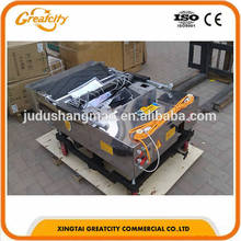cheap cement,gypsum,sand,lime,mortar automatic wall plastering machine india russia