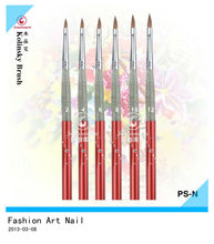 fengshangmei metal handle kolinsky nail art pen