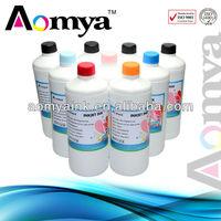 Aomya micro pigment ink for Epson /Canon/ HP cartridge waterproof pigment ink for epson