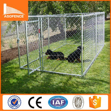 US and Canada hot sale large out dooriron fence dog kennel