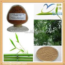 Lophatherum Herb Extract Powder Saponin Malic Acid