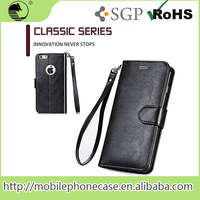 Mobile Phone Accessories Pu Leather Flip Case For iPhone 6s