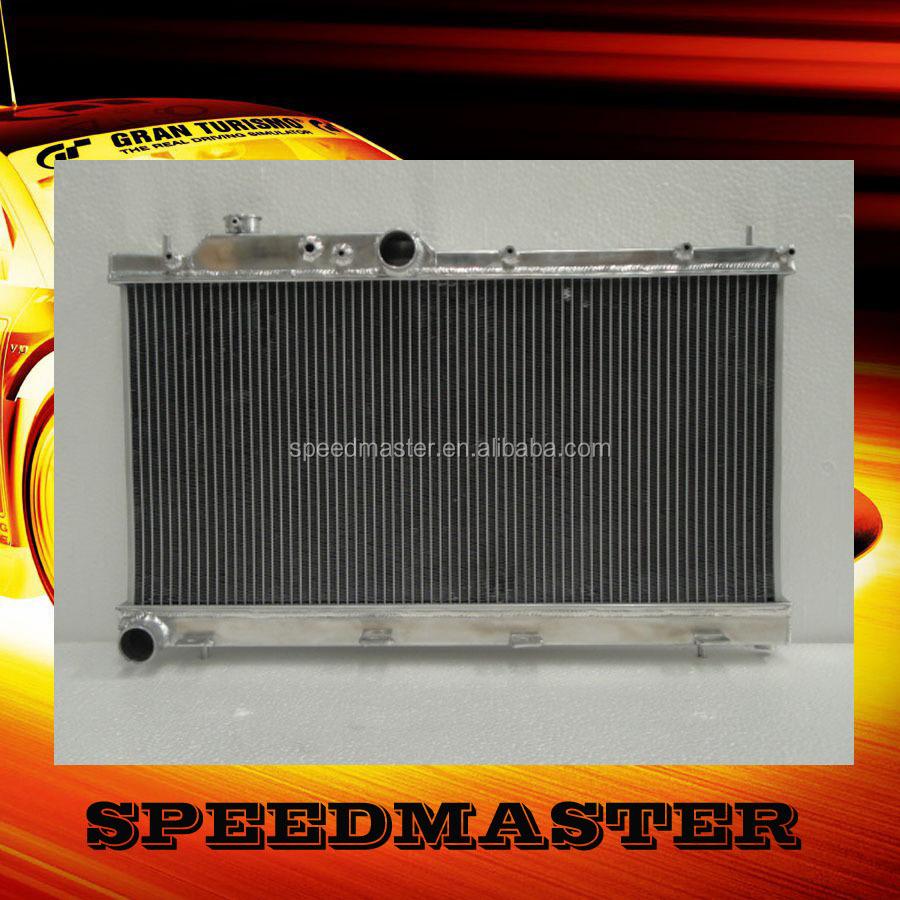 Cheap price aluminium car radiator for b mw fit fan motor for Radiator fan motor price