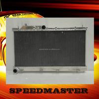 Cheap price aluminium car radiator for B MW fit fan motor 12V