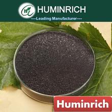 Huminrich Detoxifies Various Pollutants 60ha+8k2o Potassium Humate Water Soluble Fertilizer