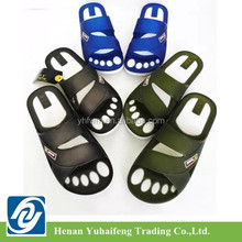 2015 Beach walk sandals stylish casual PVC Sippers for man