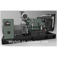 2013 new design 200kva kerosene generator set
