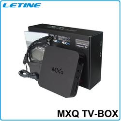 2015 Hot Sale Smart TV Box MXQ android TV BOX