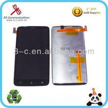Cell phone LCD for HTC One X S720e LCD Touch Screen Replacement black