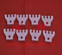 Hand Shaped Ceramic Guide Plate