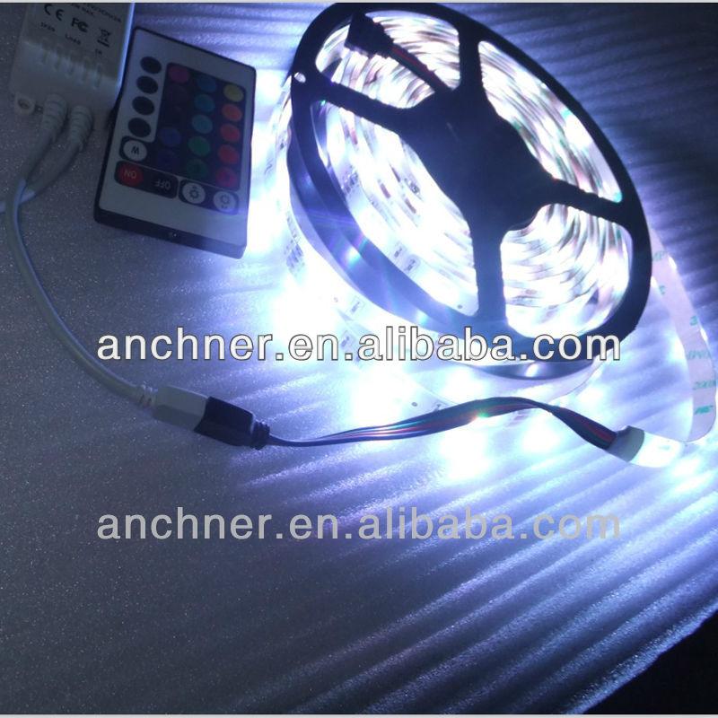 china factory led flexible strip light 120v waterproof. Black Bedroom Furniture Sets. Home Design Ideas