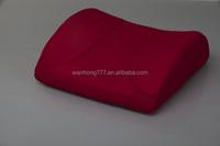 Cushion KW004 100% Polyurethane Visco Elastic Memory Foam Car Seat Back Support Cushion