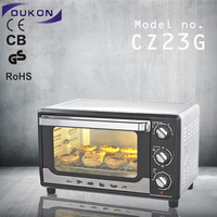 CZ23G SS home portable electric bakery oven