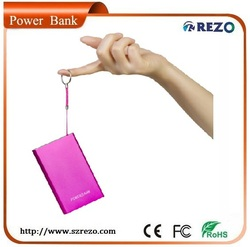 4000 mah rechargeable portable power bank for moto x