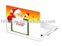 Santa laptop Vinyl skin
