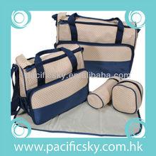 Fashion chic modern style yummy mummy diaper bag