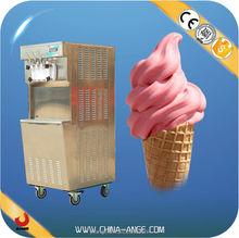 Pre-Cooling ice cream machine fruit/ soft serve freezer,ice-cream machine for sale