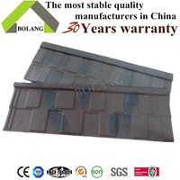 stone roofing prcies building materials shingle roof tile 1340mm