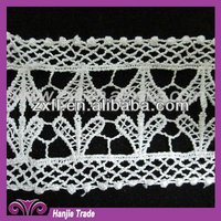 Supply All Kinds Of Tricot Lace Trimming Design Garment Accessories