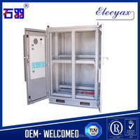 Battery/Solar Power outdoor cabinet service/SK-419 telecom battery cabinet
