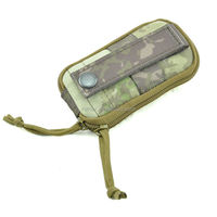 AT CAMO SHOOTING GAME Cs game case tactical case military march gear outdoor folding water bags bottle shaped admin pouch