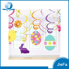 Beautiful Party Decoration Happy Swirl Paper