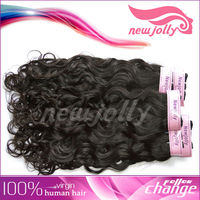 "Darling hair wholesale Peruvian remy human hair weave 14""-24"""