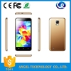 """low price china mobile phone 5"""" android phone Dual SIM 1.2GHz 2.0MP WIFI infrared sensor smart phone"""